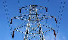 Pylon from below.