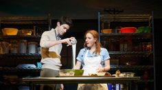 The Pie Is Served! Waitress Musical Opens on Broadway Tonight ...
