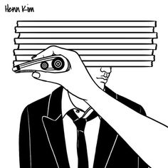 Instagram photo by Henn Kim (헨) | Illustrator (@henn_kim) 24/06/2016 Forget You / 잊자 . . . #hennkim #animation