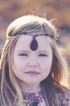 This child is stunningly beautiful