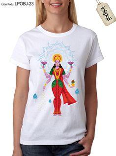 özel tasarım bayan Hindistan tişört