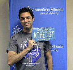 American Atheists Channel launched today, July 29, on ROKU.