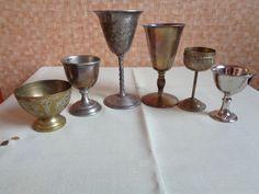 Pálinkás poharak - saját gyűjtemény Flute, Champagne, Candle Holders, Candles, Tableware, Dinnerware, Tablewares, Porta Velas, Candy