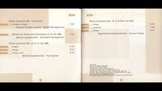 Clara Haskil 1895 - 1960  Mozart Beethoven and more.wmv