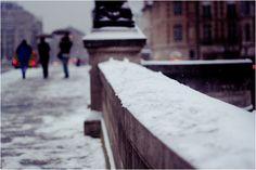 Winter detail shots