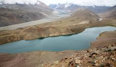 Chandrataal Lake, Spiti Province, Himachal Pradesh, India