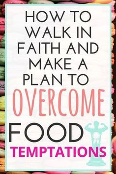 How to Overcome Temptation to Eat (Make a Plan for Food Freedom) Overcoming temptation with food as a Christian seems easy, right? We have the truths of the scriptures and the Bible but yet we still strugg Weight Loss Challenge, Weight Loss Journey, Weight Loss Tips, Lose Weight, Reduce Weight, Stop Overeating, Overeating Disorder, Compulsive Overeating, Make A Plan