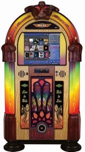 Harley Davidson Music Center Jukebox Rock-Ola