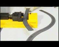 2040 Compact Bender - Metal Pipe & Rod Bending Tool - ShopOutfitters.com - YouTube