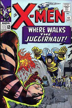 For sale marvel comics x-men 13 jack kirby artwork stan lee silver age human torch juggernaut emorys memories. Marvel Comics, Marvel E Dc, Old Comics, Marvel Comic Books, Comic Books Art, Comic Art, Comic Book Artists, Comic Book Characters, Marvel Characters