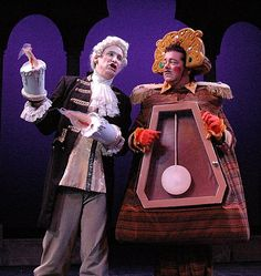 beauty and the beast broadway costumes   Beauty and the Beast at Beck Center '06 encore production - Fred ...