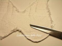 Laboratorio delle Fate: Come fare Ali d' Angelo...