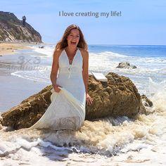 I love creating my life!