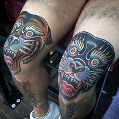 75 Traditional Tiger Tattoo Designs For Men