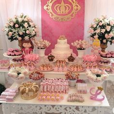 Discover thousands of images about Safari princess party Shower Party, Baby Shower Parties, Baby Shower Themes, Bridal Shower, Shower Ideas, 1st Birthday Girls, Princess Birthday, 1st Birthday Parties, Princesse Party