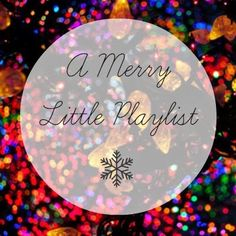 A Merry Little Playlist from @Lacy Beckstrom Beckstrom Stroessner // Living on Love - It's full of awesome renditions of your favorite Christmas songs, as well as a few newbies!