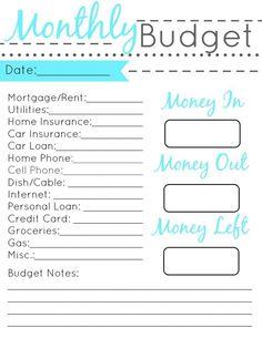 Monthly Budget Printable (SET).jpg - Google Drive
