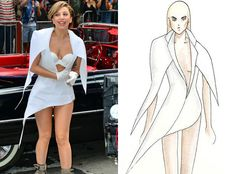 Lady Gaga, Mathieu Mirano