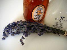 20100605 lavender + honey - http://www.gucciwealth.com/20100605-lavender-honey/