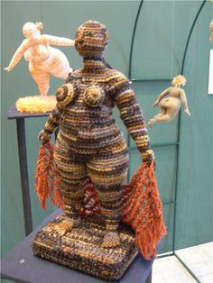 "I love these ""Flying Fatties"" by Julia Ustinova!"