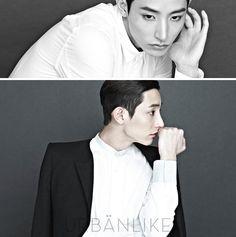Korea Model모델 /Idol아이돌: 李秀赫 URBANLIKE/2013創刊號