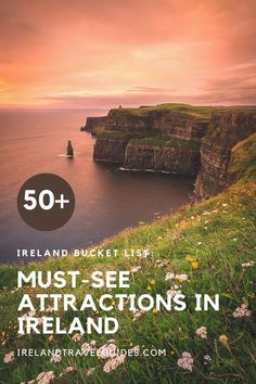 36 THINGS TO DO IN IRELAND | IRELAND ATTRACTIONS | IRELAND BUCKET LIST| IRELAND TRAVEL DESTINATIONS | IRELAND TRAVEL GUIDES | IRELAND TRAVEL IDEAS | IRELAND VACATION | IRELAND TRAVEL TIPS | IRELAND BEST SPOTS