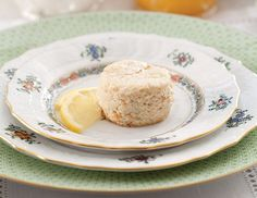 These light and flaky Lemon-Coconut Scones are a springtime treat.