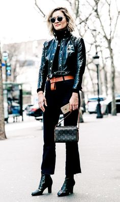 The One Thing NYC and Paris Girls Wear Year-Round via @WhoWhatWear