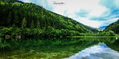 Grüner See bei Turnau Seen, River, Mountains, Nature, Photography, Outdoor, Convertible, Outdoors, Outdoor Games