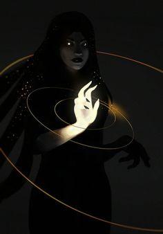 Pandora, supreme goddess of Chaos and Evil. Evil sister of Rhea. D & # ap … - Fantasy Book Dark Fantasy Art, Fantasy Kunst, Dark Art, Character Inspiration, Character Art, Arte Obscura, Arte Horror, Horror Art, Oeuvre D'art