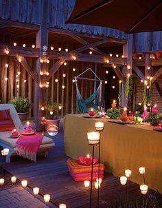 23 ideas de portavelas con materiales reutilizados para iluminar las noches veraniegas   Bohemian and Chic