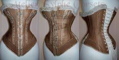 Antique corset from 1880 (royal Worcester n°99) Sylphe Collection ,Futur pattern to be drafted.|  AtelierSylpheCorsets on DeviantArt