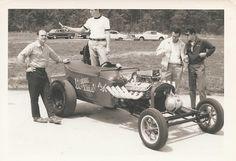 Vintage Drag Racing - Street Roadster