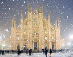Catedral do Duomo, Milão, Itália
