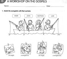 SGBlogosfera. Amigos de Jesús: EVANGELISTAS: CONOCEMOS Y TRABAJAMOS