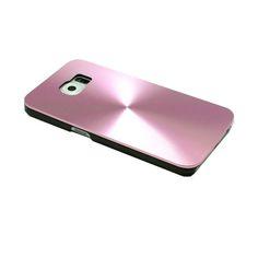 ΘΗΚΗ SAMSUNG GALAXY S6 HARD METAL ΡΟΖ Hard Metal, Samsung Galaxy S6, Galaxies
