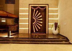 Top 100 Wooden Front door design for modern houses 2019 catalogue design House Gate Design, Pooja Room Door Design, House Entrance, Wooden Door Design, Wood Doors Interior, Door Design Interior, Door Design Modern, Interior Design Photos, Room Door Design
