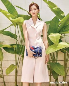 Oh Yeon Seo Travels To Bali With May Marie Claire | Couch Kimchi