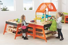 Role play games for Montessori and Preschool from Wesco Ireland