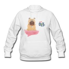 Desic Fashion Family film The Secret Life of Pets Dream Lady's Original Hoodies Tee White XL -- Awesome products selected by Anna Churchill
