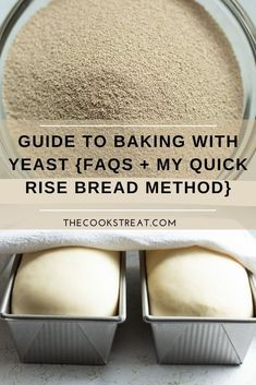 Bread Bun, Easy Bread, Bread Rolls, Bread Machine Recipes, Bread Recipes, Cooking Recipes, Cooking Bread, Bread Baking, No Rise Bread