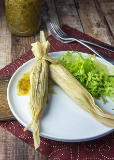 The Tamale Project (Paleo Plantain Tamales v. Traditional Corn Tamales) — Foraged Dish