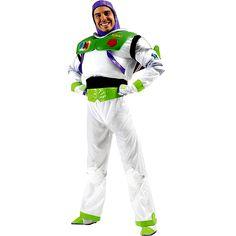 Buzz L'Eclair code produit : 952-051 4 pièces : Pull, Pantalon, Cagoule et Ailes.Taille : 52.
