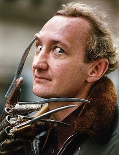 "Robert Englund "" 1... 2 Freddy's comeing for you..."""