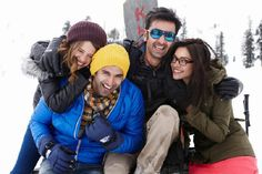 Top 6 2013 #Bollywood Movies that Became a Trendsetter - Adventurous Traveler Look