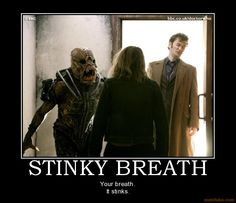 Stinky Breath