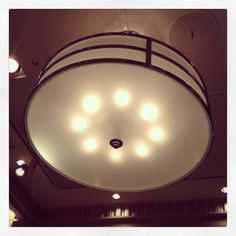 Art deco light taken by Rachel daly