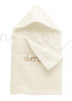 Patron tricot nid d ange b b gratuit coperte per neonato pinterest b b cocon tricot et - Patron nid d ange bebe gratuit ...