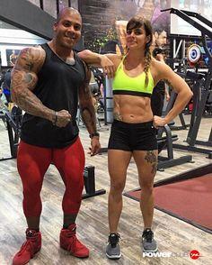 #Repost @panflet_prosupps @powerclubpanama  Training legs @paolashotgun    #panama #bodybuilding #fitness #legs #partner #tattedandfit #inked