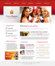 9 Best Free CSS Templates images
